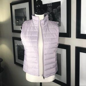 LOFT outlet Lavender winter vest